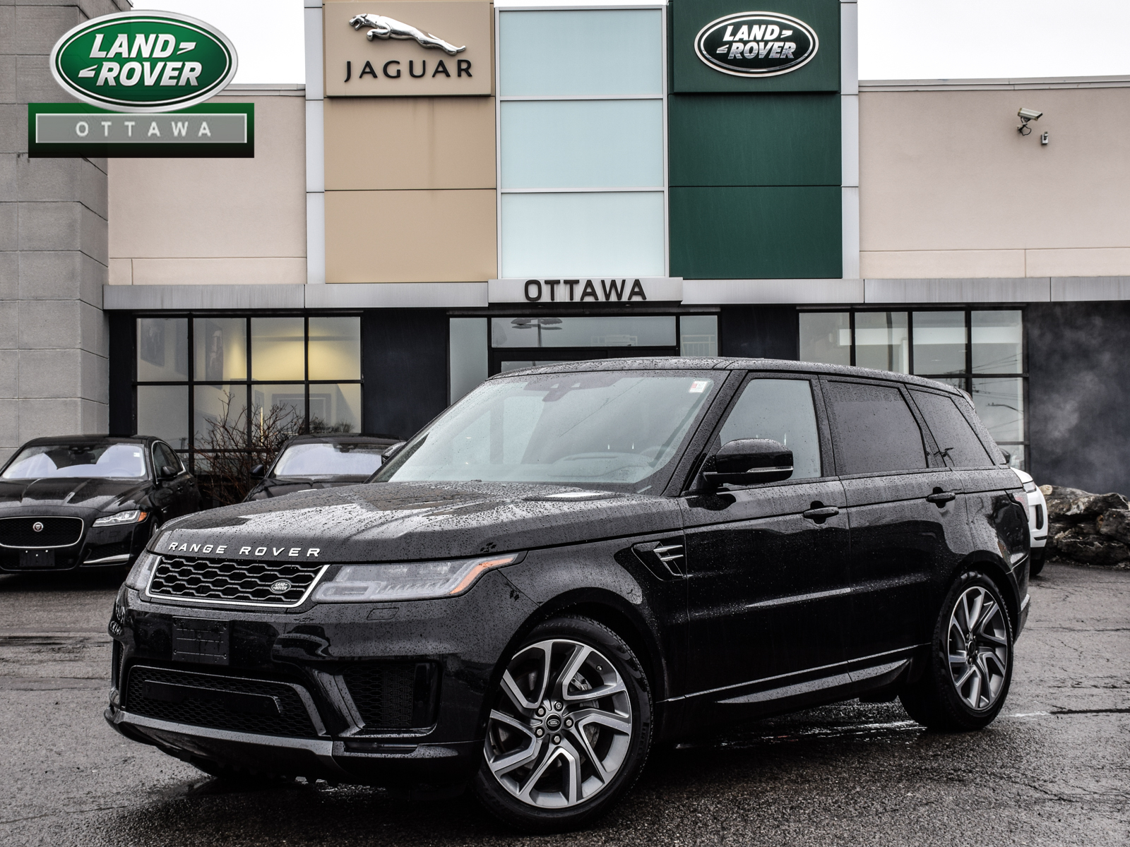 Pre-Owned 2019 Land Rover Range Rover Sport V6 HSE
