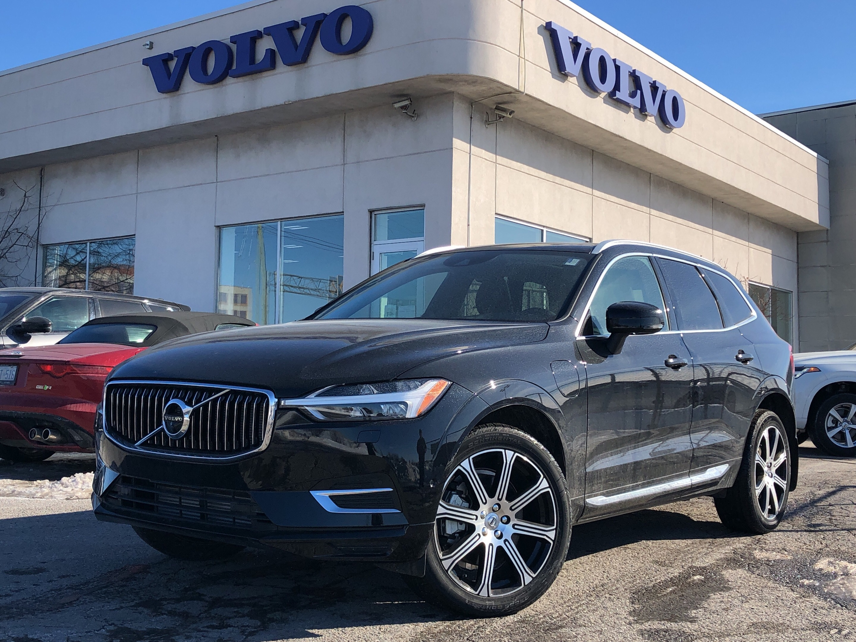 pre-owned 2018 volvo xc60 t8 eawd inscription crossover in ottawa