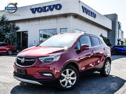 Pre-Owned 2017 Buick Encore AWD Essence