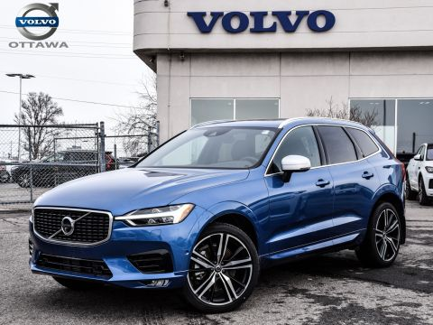 Certified Pre-Owned 2019 Volvo XC60 T6 AWD R-Design