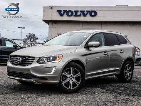 Pre-Owned 2015 Volvo XC60 T6 AWD A Premier Plus