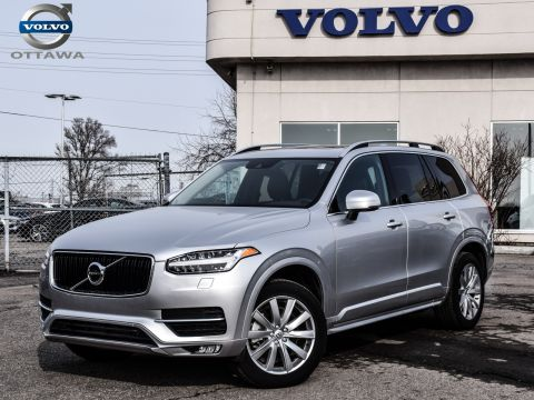 Certified Pre-Owned 2019 Volvo XC90 T6 AWD Momentum