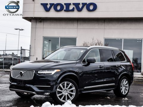Certified Pre-Owned 2018 Volvo XC90 T6 AWD Inscription